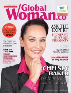 Global Woman Cover